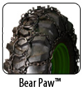 Bear Paw Tire Chains