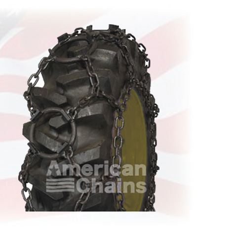 ForesTrac Ting Tractor Tire Chains